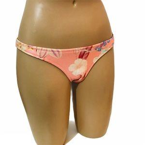 Triangl neoprene surfing cheeky bikini bottoms XS